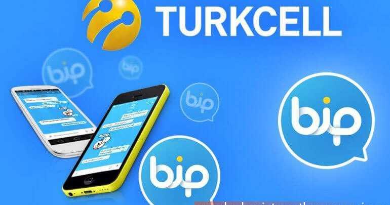 BİP'ten Mesaj Gönder Hediye 1 GB İnternet Kazan
