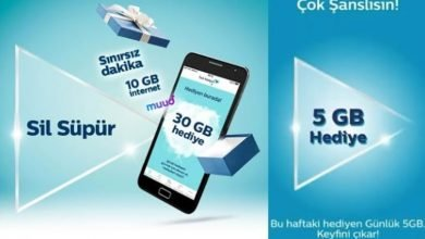Photo of Türk Telekom Sil Süpür İle Bedava İnternet