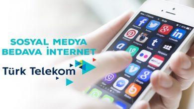Photo of Türk Telekom Sosyal Medya Kampanyası İle 2 GB Bedava İnternet