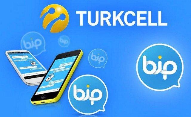 Turkcell BİP Kullan Kazan Hediye İnternet Kampanyası
