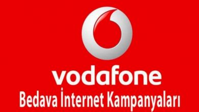 Photo of Vodafone 500 MB Hediye İnternet Kampanyası