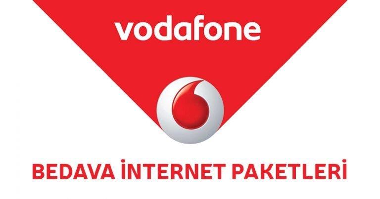 Vodafone Freezone 2 GB Bedava İnternet
