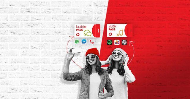 Vodafone Freezone Geçen Gençlere 4 GB Hediye İnternet