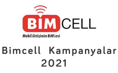 Bimcell  Kampanyalar 2021