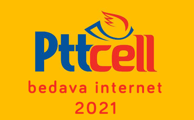 PTTCell Bedava İnternet 2021