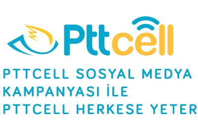 PTTCELL SOSYAL MEDYA KAMPANYASI İLE BEDAVA İNTERNET