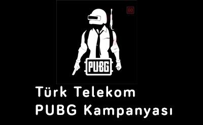Türk Telekom PUBG Kampanyası