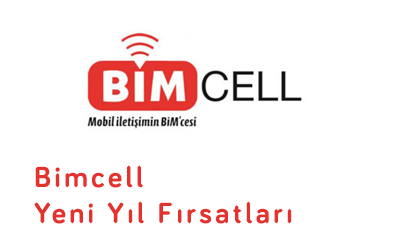 Bimcell Yeni Yıl Fırsatı