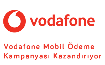 Vodafone Mobil Ödeme Kampanyası Kazandırıyor