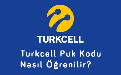 Turkcell Puk Kodu Nasıl Öğrenilir?