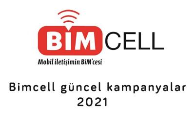 Bimcell bedava internet 2021