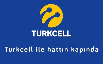 Turkcell ile Hattın Kapında