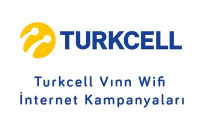Turkcell Vınn Wifi İnternet Kampanyaları