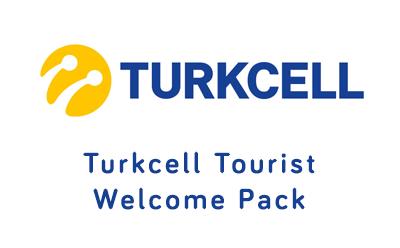 Turkcell Tourist Welcome Pack – Turist Tanışma Paketi
